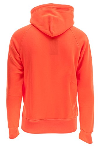 GANT Herren Kapuzenpullover Shield Hoodie Orange(643)