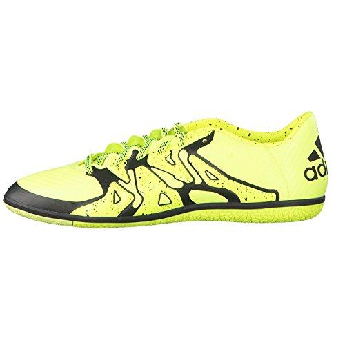 adidas Chaos Low Indoor, Calcio scarpe da allenamento uomo Giallo - giallo