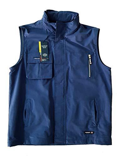 7f39864f27f51 Wampum Giubbotto Smanicato Primavera Estate 19136-2945 Taglia XXL Colore  Blu Navy