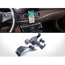 Soporte para teléfono Inteligente para Mercedes Benz W213 Clase E, Aspecto de Carbono