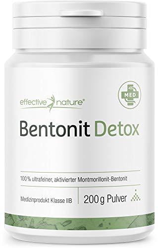 Bentonit Pulver – Ideal bei Darmreinigung und Darmkuren (Medizinprodukt IIB)