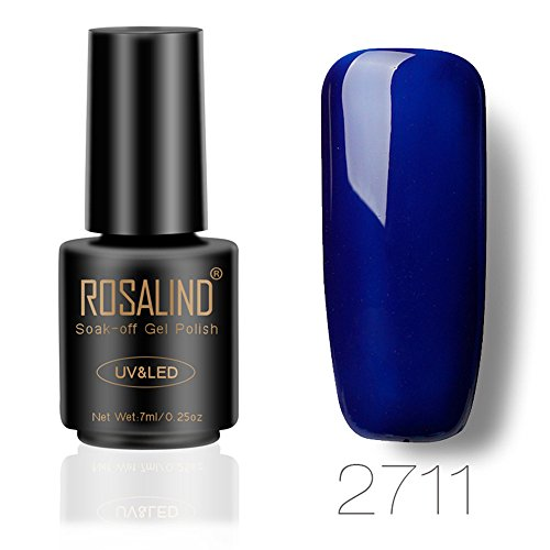 iHENGH Vernis à Ongles, Rosalind 7ml Chameleo Nail Art Vernis à Ongles Nail Gel LED UV Polish Gel Polish