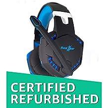 (Renewed) Redgear HellFury 7.1 Professional Gaming Headphones with Mic