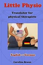 Little Physio English - German