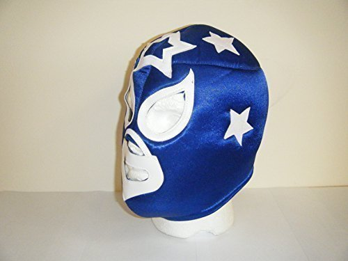 Preisvergleich Produktbild Shooting Star Estrella mexikanischen Wrestlers Erwachsene Mexican Wrestling Maske