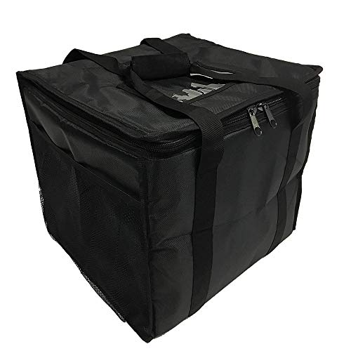 Whamsha Kühltasche, isoliert, für Gastronomie, Picknick, Camping, Festivals, Frozen Food Bags, 58 Liter