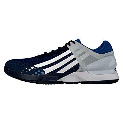 Adizero Adidas Hombre Azul Ubersonic Blanca Tierra Zapatos Batida qwBU5qd