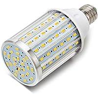 ONLT Lampadine Led E27,E27 35W 3450LM(Equivalenti a 350W),Risparmio Energetico Lampadina(35W-Luce calda)