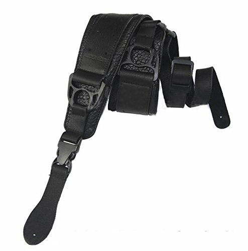 Funshow Correa de anillo de arnés negro con guantes acolchados Back