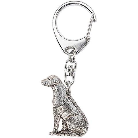 Emisiones Rhodesian Ridgeback Inglaterra perro Art colecci?n de claves (Jap?n importaci?n / El paquete y el manual est?n escritos en japon?s)
