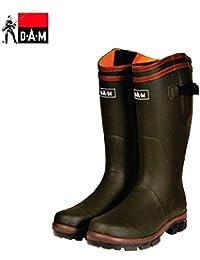 Dam 8739144 - Botas flexibles (goma, relleno de algodón) Talla:41