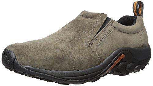 Merrell Jungle Moc, Mocassini Uomo, Grigio (Gunsmoke), 44 EU