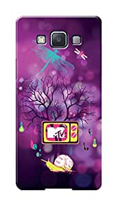 MTV Gone Case Mobile Cover for Samsung Galaxy A5