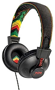Marley EM-JH011-RA Positive Vibration HiFi-Kopfhörer mehrfarbig