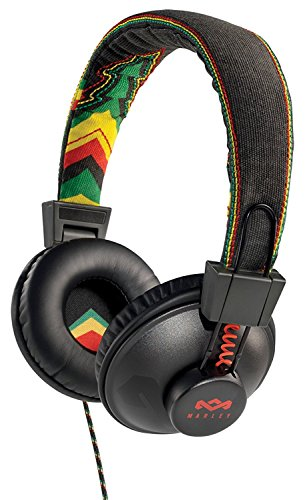 House-of-Marley-EM-JH011-RA-Positive-Vibration-Jammin-On-ear-Headphone-with-1-Button-Mic-Rasta