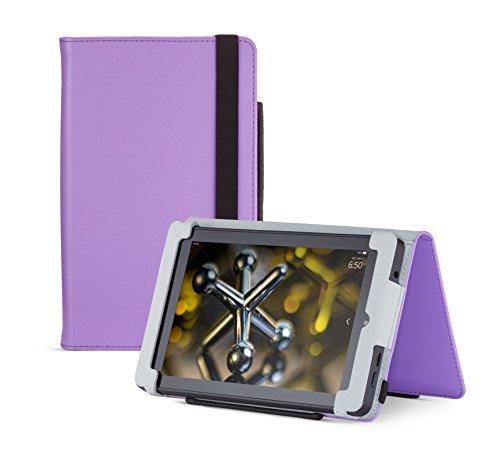 Hülle mit Standfunktion für Fire HD 6 (4. Generation - 2014 Modell), Violett