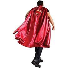 Rubie 's oficial adultos de Superman Cape Dawn de justicia–un tamaño