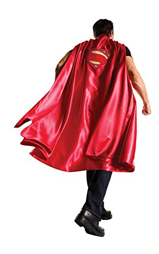 Rubie's Offizielles Erwachsene 's Superman Cape Dawn Of Justice – One Size