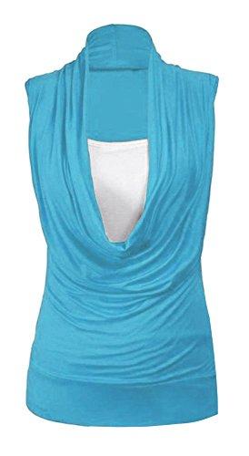 fast-fashion-damen-oben-klar-plus-size-rollkragen-innen-weste-2-in-1-tunika-stil-sleevless