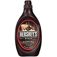 Hershey's Chocolate Syrup Genuine Chocolate Flavour 680g