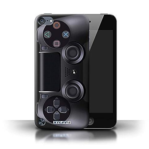 Stuff4 Hülle / Hülle für Apple iPod Touch 5 / Playstation PS4 Muster / Spielkonsolen Kollektion