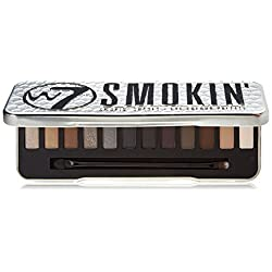 W7 Up in Smoke Paleta de...