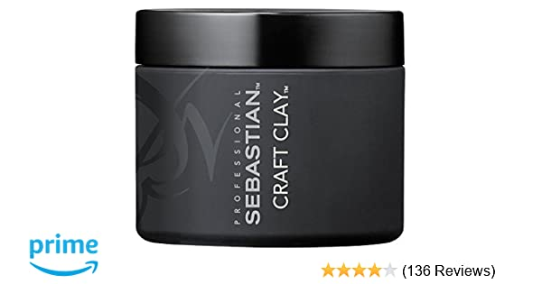 Sebastian Professional Form Craft Clay 52ml  Amazon.  Beauty c3387a345779