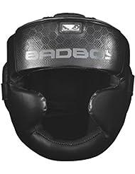 badboy adultos Legend 2.0–Protector de cabeza, todo el año, unisex, color Negro - negro, tamaño large