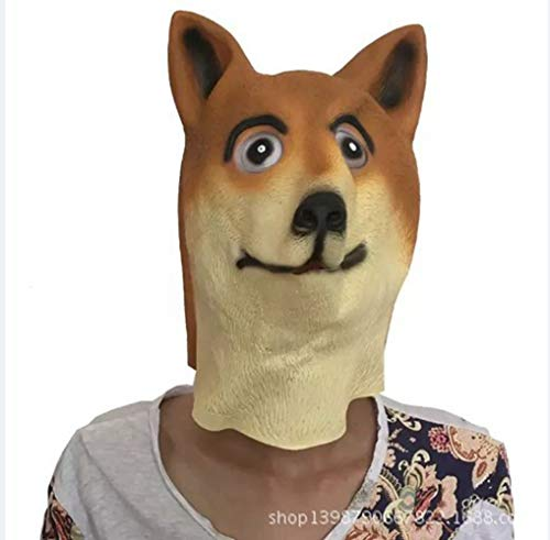 ige Maske Persönlichkeit Hund Bild Maskerade Maske ()