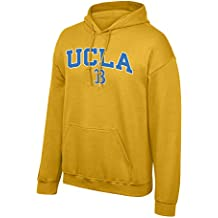 low priced d2bf0 573b1 eLITe NCAA UCLA Bruins Men s Team Color Arch Hoodie Sweatshirt, Gold, Small