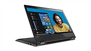 "Lenovo YOGA 520-14IKBR Ultrabook convertible tactile 14"" Gris (Intel Core i5, 8 Go de RAM, 256 Go, Windows 10 [Ancien Modèle]"