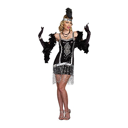 DreamGirl 9836 Simply Fab costume (Small)