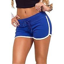 Mine tom Mujeres Verano Ocio Deportes Pantalones Cortos Casual Pantalones Cortos Para Corriendo Yoga Formación