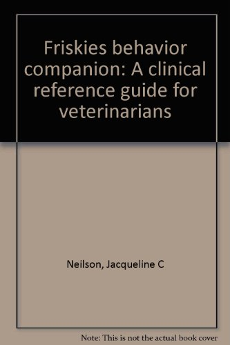 friskies-behavior-companion-a-clinical-reference-guide-for-veterinarians