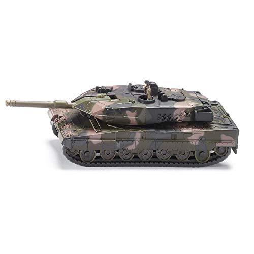 SIKU 1867, Panzer, Metall/Kunststoff, 1:87, Kettenfahrzeug, Aufkleberbogen, Tarnfarben