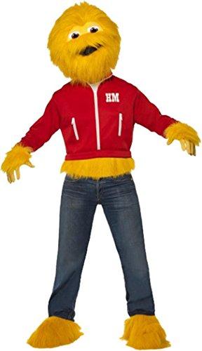 Kinder Film & TV Lizenzprodukt Fancy Kleid Honig Monster Kostüm gelb, Gelb