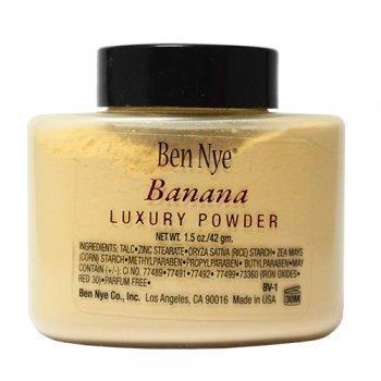 Ben Nye Luxury Powder BANANA, TOPAZ, CAMEO, SIENNA, NEUTRAL from Ben NYE