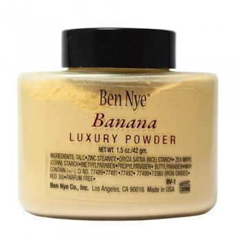 Ben Nye Banana Luxury Powder 42gm/1.5 oz (Kardashian Designer Haut)