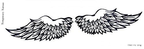 Nouveau design Spestyle Longue bande autocollant de tatouage temporaire Longueur 8,66\