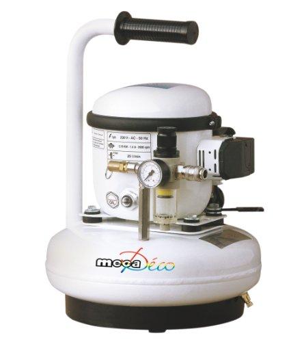 Mecadeco 425514 Compressore silenzioso 6 L