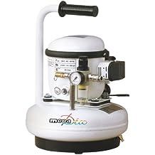 Mecadeco 425514 - Compresor silencioso (6 L)