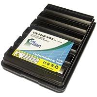 Batería de repuesto para Yaesu/Vertex vx-fnb-83Vertex VX-150, VX-160, VX-180, VX-417, VX-800, VX-400, VX-414radios de dos vías (1600mAh, 7,2V, Ni-MH)