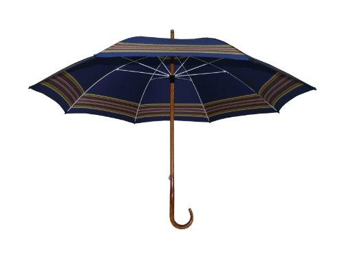Art 0133 handgemachter Regenschirm, Gewebe: Baumwolle extra, Holzgestell, cm 72/8. Made in Italy....