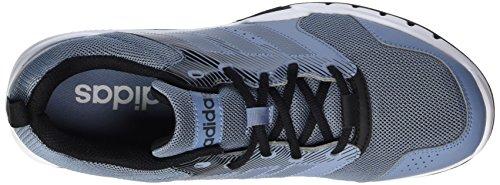 adidas Essential Star 3 M, Scarpe da Fitness Uomo Grigio (Raw Grey/carbon/core Black)