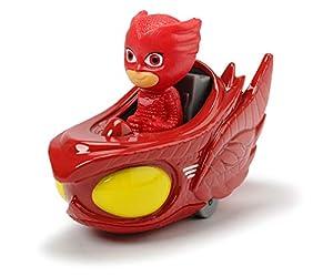 Dickie Toys 203141002 vehículo de juguete Metal - Vehículos de juguete (Rojo, Coche, Metal, 3 año(s), 6 año(s), Niño/niña)