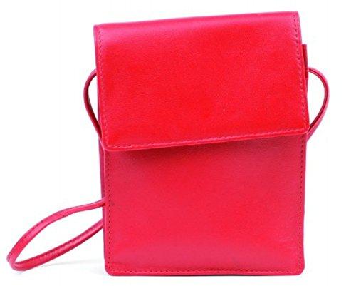 Golunski Borse a tracolla, rosso (Red), Taglia unica Red
