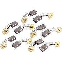 Proto Cool 5 Pares de Herramientas eléctricas de 40 x 16 x 11 x 5 mm de Carbã³n para Martillo Elã©Ctrico de Taladro Motor