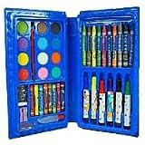 Indo 42 Pcs Color Set Crayons Oil Pastel