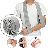Slimerence Arm Schulter Sling, Verstellbarer Arm Schulter Schlinge für Ruhigstellung und Stabilisierung des Arms... preisvergleich bei billige-tabletten.eu
