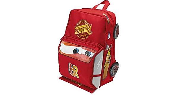 90f77de929a Disney Cars Boys  Red Bag.  Amazon.co.uk  Toys   Games
